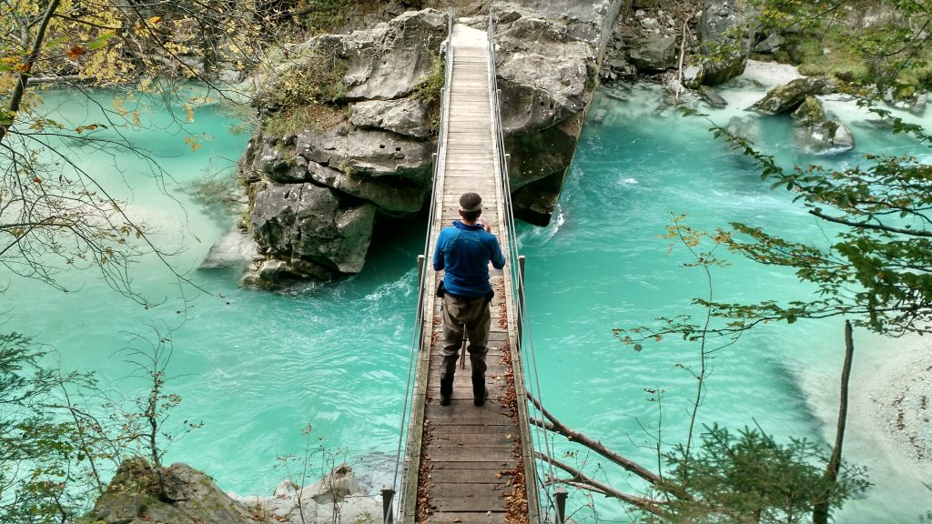 Fly Fishing Guides in Slovenia