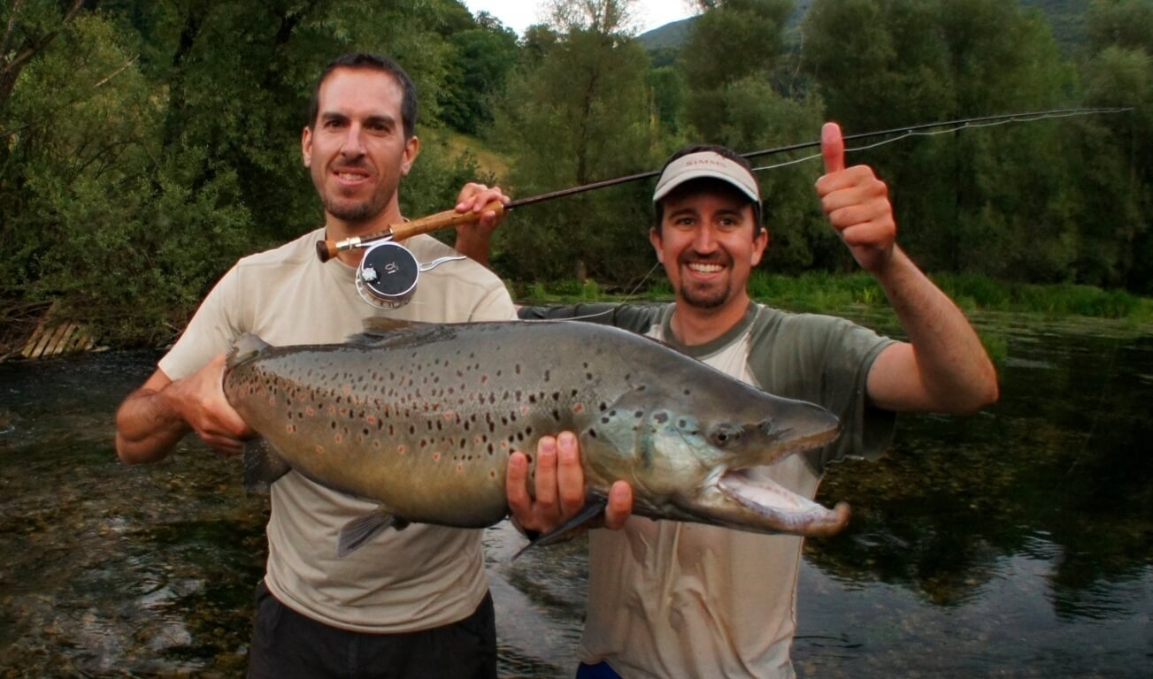 Fly Fishing Slovenia